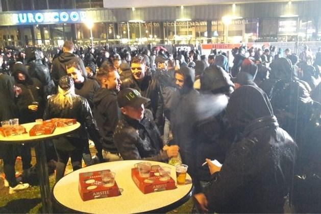 Gemeente Tilburg grijpt niet in bij feestvierende Willem II-supporters: 'Zelf verantwoordelijk'
