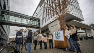 'March on Wheels' in Maastricht voor klimaatverandering