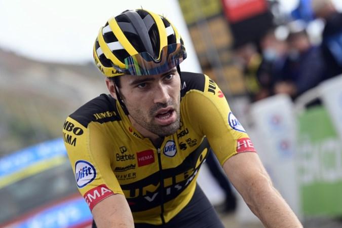 Dumoulin rijdt Amstel Gold Race: 'Als hij doorgaat'