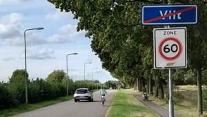 Meesweg tussen Vilt en school in Berg wordt fietsstraat