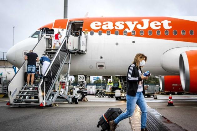 EasyJet verlaagt aantal vluchten in vierde kwartaal verder