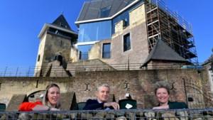 Kasteel de Keverberg in Kessel bestaat vijf jaar en viert dat met een lichtshow