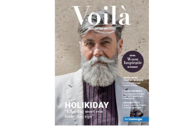 Nieuw maandelijks magazine bij De Limburger: Voilà