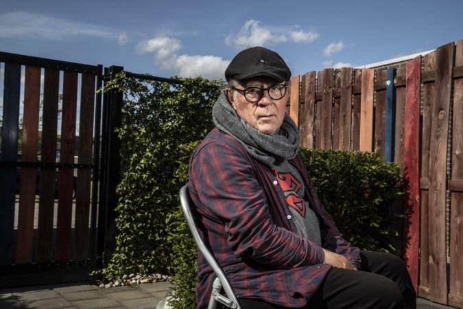 Na eindelijk te zijn hersteld van herseninfarct moest Sittardse theatermaker Ger Bertholet (72) zijn comeback uitstellen vanwege corona