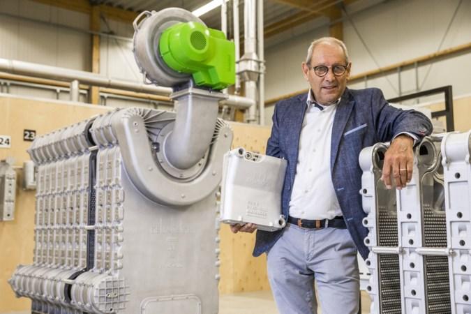'Cv-paus' Jan Deckers, de uitvinder van de hr-ketel, geridderd