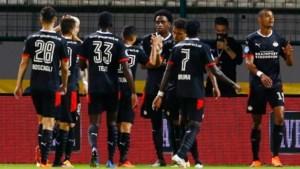 PSV haalt uit tijdens Europa League-klusje in Slovenië