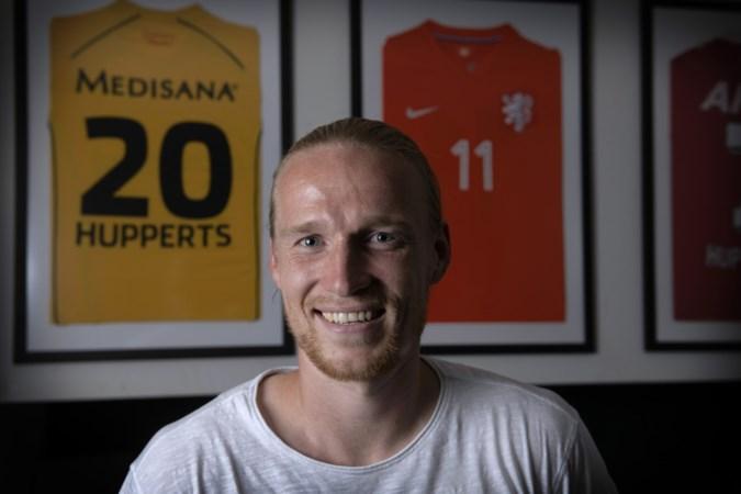 Guus Hupperts (VVV) is rijper terug in Limburg: 'Mijn beste jaren moeten nog komen'