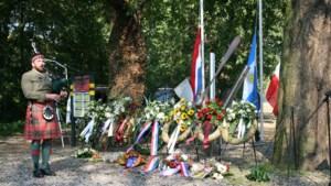 Herdenking omgekomen vliegtuigbemanningen bij monument Abdij Lilbosch dit jaar zonder publiek