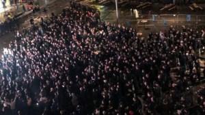 Woede na groot voetbalfeest in Tilburg: 'Mes in rug van zorgpersoneel'
