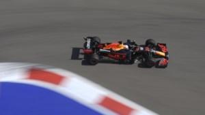 Verstappen klokt derde tijd in eerste training GP Rusland