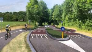 Gevaarlijke weg tussen Sint Geertruid en Eijsden gaat op de schop met een deels vrijliggend fietspad
