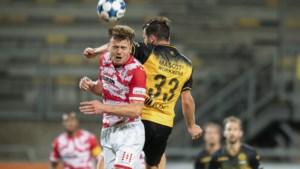 Roda JC is Falkenburg na beroep maar twee duels kwijt
