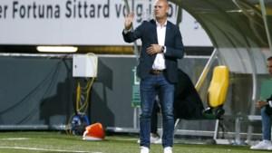 Fortuna Sittard staat na twee competitiewedstrijden al onder hoogspanning