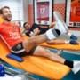 Limburgse FC Utrecht-captain Willem Janssen na blessure en besmetting: 'Ik heb een jasje uitgedaan'