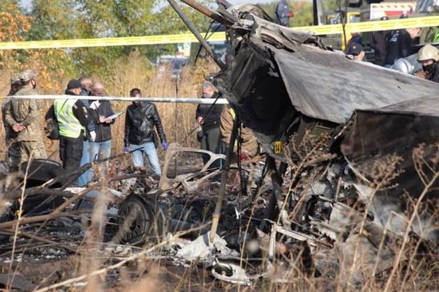 Crash van militair vliegtuig in Oekraïne kost 25 mensen het leven
