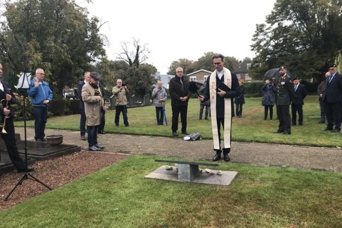 Gedenkteken ter herinnering aan de holocaustslachtoffers onthuld in Schaesberg