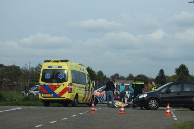 Fietser raakt gewond bij ongeluk in Venlo