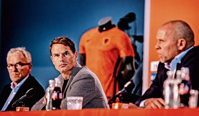 Frank de Boer: 'Ik ben ervan overtuigd dat ik een goede coach kan zijn'