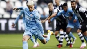 PSV laat twee punten liggen na slechte wedstrijd in Almelo