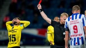 VVV-middenvelder Simon Janssen ziet rood: 'Het is zo zonde dit'