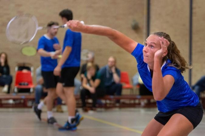 Ernstige blessure voor badmintonster Wendy Hoeve is zware klap voor Roosterse