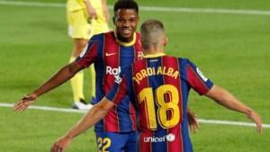 Fati en Messi bezorgen Koeman droomdebuut bij Barcelona