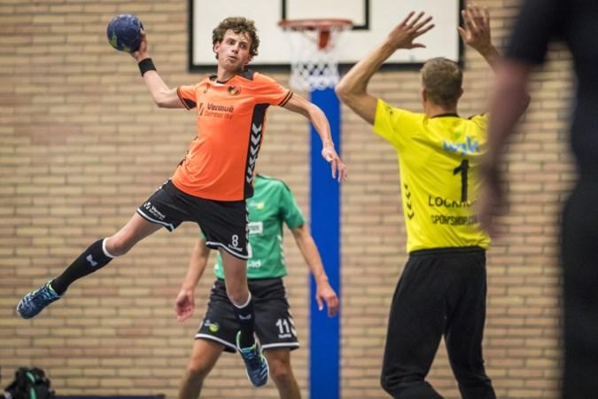 Handballers Vios debuteren met overwinning in tweede divisie