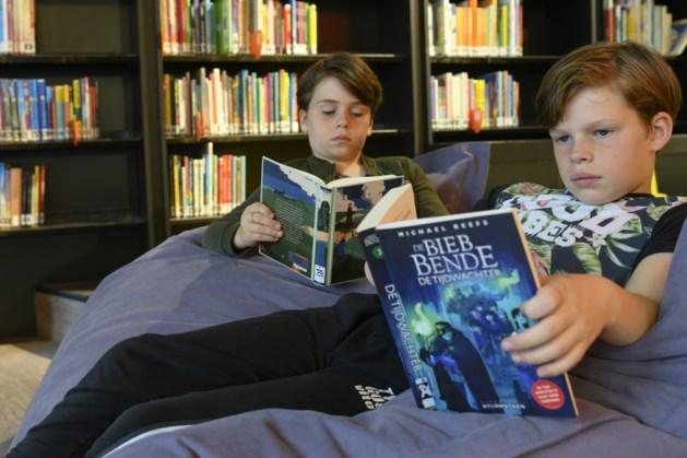 Op reis door de tijd in de Kinderboekenweek
