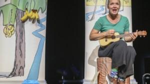 Theatermaakster Joes Boonen over haar voorstelling in Theater Kerkrade: 'Kinderen vinden het leuk en spannend tegelijk'