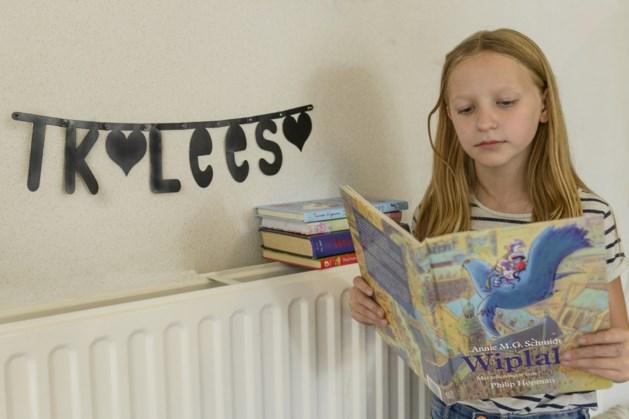 Rinke Nieuwenhuizen (11) uit Heerlen: 'Lezen en voorlezen is eigenlijk best belangrijk'