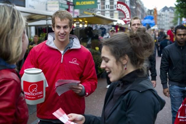 Ruim 600 euro opbrengst met collecteweek Nierstichting in Nuth