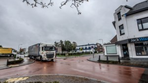Weinig opties over om overlast vrachtverkeer rond Steinse school verder in te perken