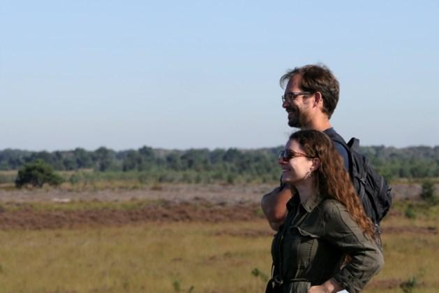 Dagwandeling onder leiding van gids door Nationaal Park De Groote Peel