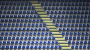 Geen publiek meer in betaald voetbal, ook amateurwedstrijden onzeker