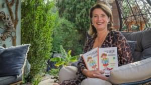 Monique uit Roermond schrijft voorleesboek in dialect; het coronavirus uitgelegd in 'jip-en-janneketaal'
