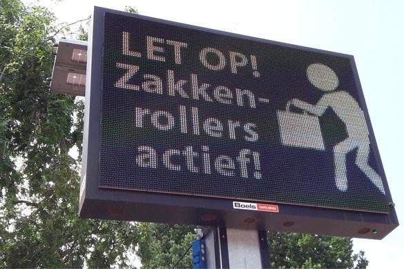 Amnesty: 'Zakkenrollersproject Roermond is een schending van privacy en mensenrechten'