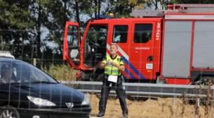 'Limburgse Automobilist veroorzaakte dodelijk ongeluk op A58 doordat hij met zijn telefoon bezig was'