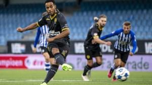 Roda JC laat in naargeestig decor dure overwinning glippen