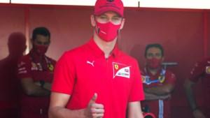 Zoon Schumacher maakt debuut in vrije training Formule 1