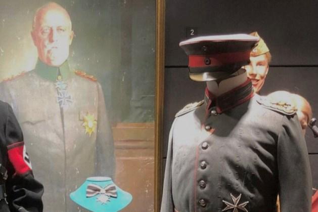 Museum hersteld na inbraak; Eyewitness weer te bezoeken