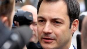 Vlaamse liberaal Alexander De Croo (44) wordt premier België