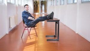 Pascal Cuijpers met Woordenwisseling in Boekhandel Krings