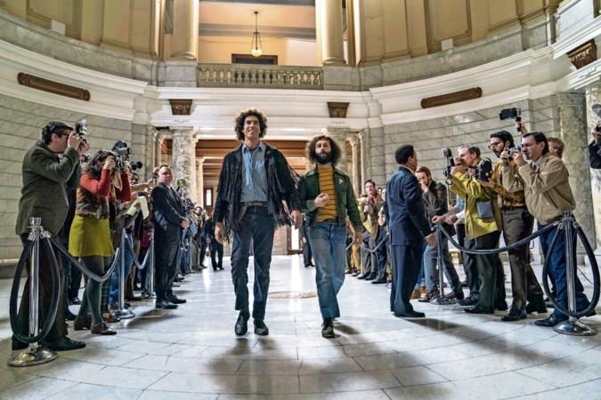 Pakkend protestdrama 'The Trial of the Chicago 7' verdient handvol Oscars