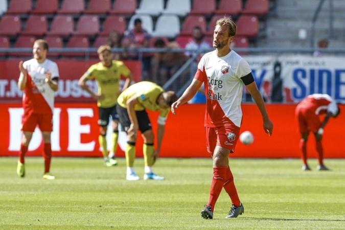 Utrecht-aanvoerder Willem Janssen overwint knieblessure èn corona