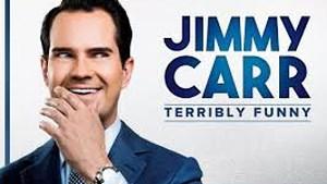 Komiek Jimmy Carr naar Theater Heerlen