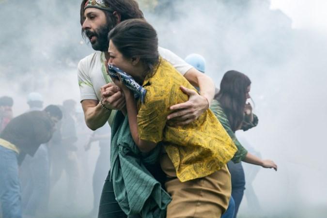 Protesten uit tijd Vietnamoorlog nog steeds actueel bewijst nieuwe bioscoopfilm