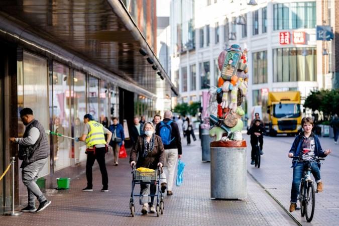 Reacties op mondkapjesadvies: het is halfslachtig, de winkelier als politieagent of boa