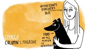 Column: Ze wordt niet vaak tegengesproken door een vrouw met een tissue vol warme hondenpoep in haar hand