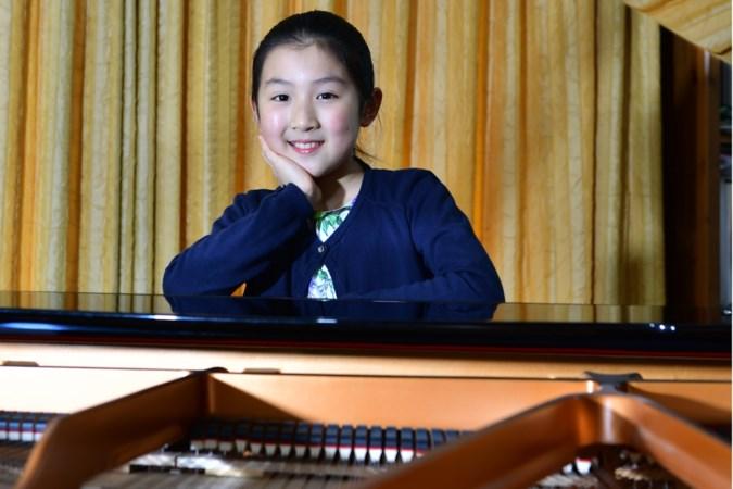 Lovende woorden voor jongste winnaar ooit van Prins Christina Concours, maar zelf 'hoeft ze niet per se de beste te worden'