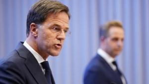 Kamer debatteert met Rutte en De Jonge over nieuwe coronaregels